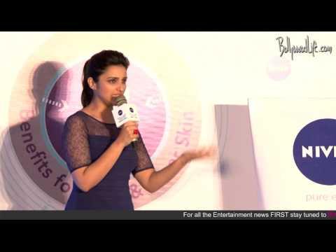 Parineeti Chopra unveils new range of Nivea