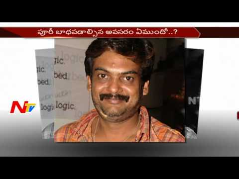 Why Puri Jagannath Expressed Regret about Media || NTV