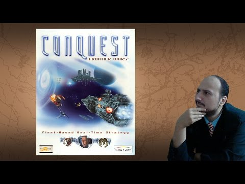 """Gaming History: Conquest Frontier Wars """"The mini 4X Space Game RTS"""""""