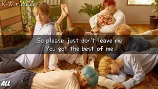 Video [K-LYRIC] BTS - Best Of Me (Feat. The Chainsmokers) download MP3, 3GP, MP4, WEBM, AVI, FLV Juni 2018