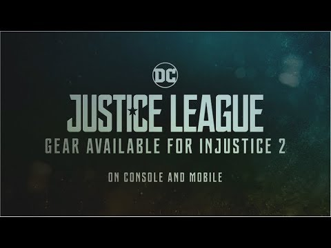 Thumbnail: Justice League comes to Injustice 2!