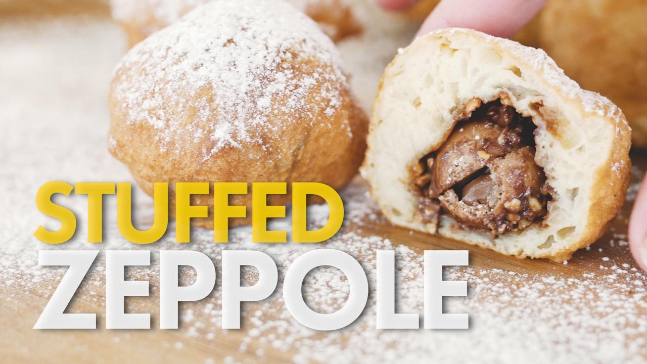 Italian Yeast Cake Recipes: Recipe For Zeppoles Without Yeast