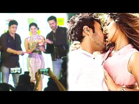 Sunny Leone And Rajneesh Duggal At The Music Launch Of BEIIMAAN LOVE