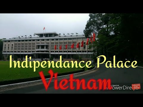 Independence Palace, Ho Chi Minh