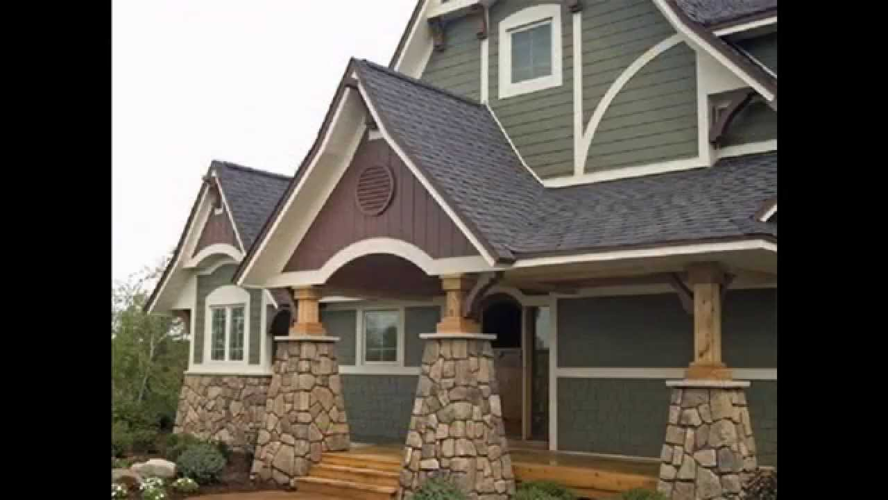 Home siding design ideas youtube for Design siding on my house