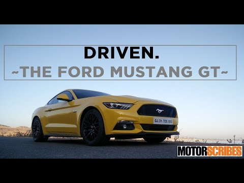 Ford Mustang GT Review   A MotorScribes Video