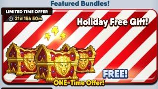 SEGA Heroes - X5 Ultimate Chest Openings - Christmas Bundle 💵🔥