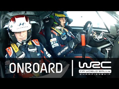 WRC - Rally Italia Sardegna 2015: Paddon Onboard SS20