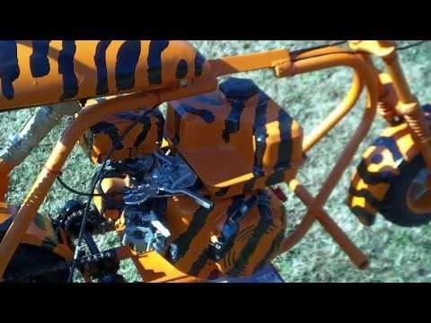 predator 212cc throttle hookup