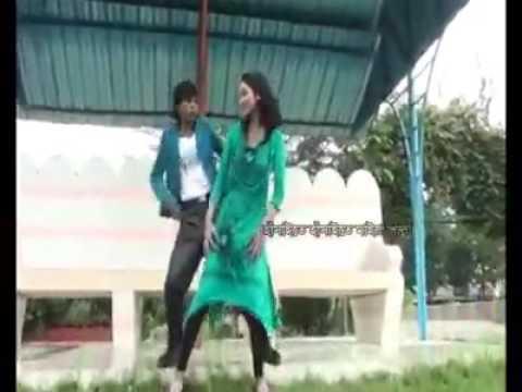 Hero Alom in Hindi Song