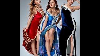Caftan et takchita : Défilé de mode caftan