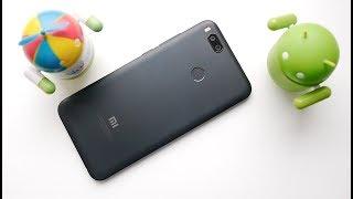 Обзор Xiaomi Mi 5X на MIUI 9