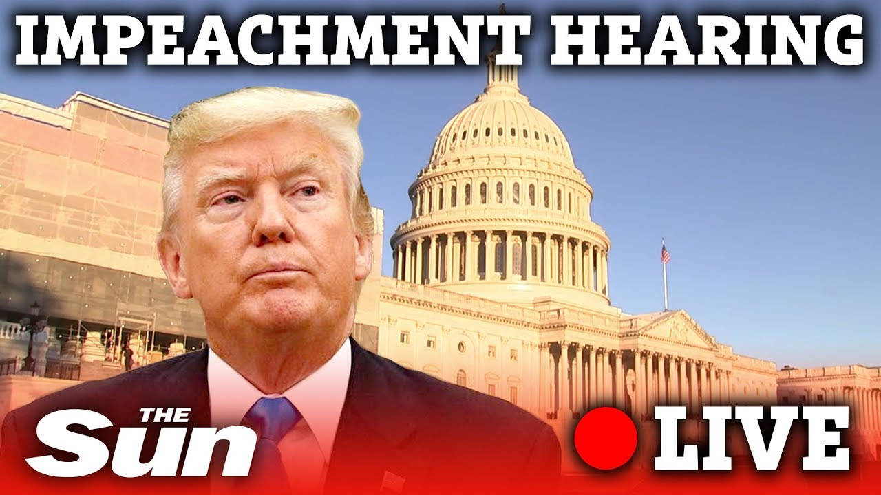 Dems expected to announce at least 2 articles of impeachment ...