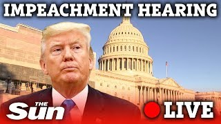 WATCH LIVE: President Donald Trump public impeachment proceedings