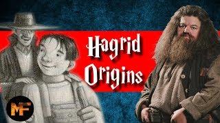 Los origenes de Rubeus Hagrid ( explicados )
