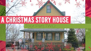 A Christmas Story House Tour | Kitchen