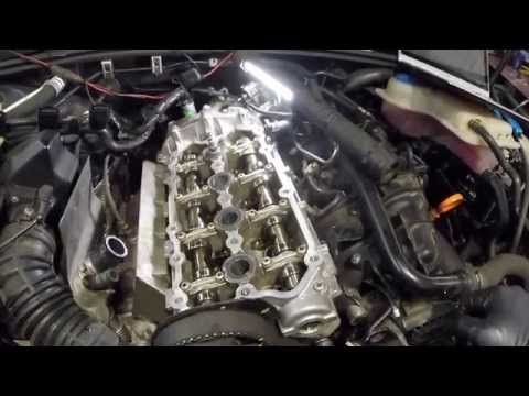 2.0 audi fsi cam timing chain install 100% correctly. | Doovi
