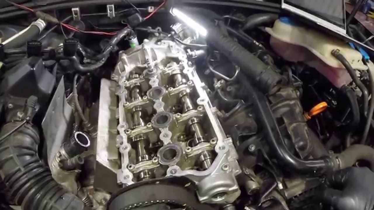 Audi A4 Quattro 2 0l Fsi Update 4 Youtube