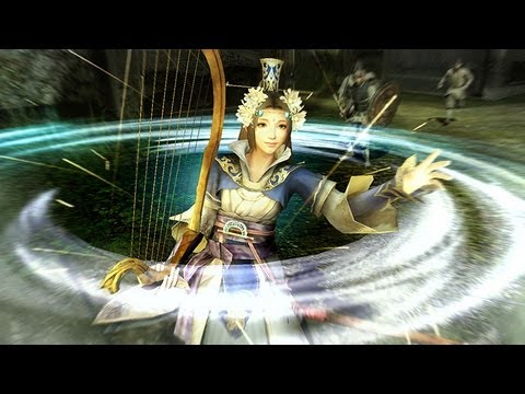 真・三國無双 7 - Dynasty Warriors 8 - Wei Walkthrough ch11 if  - Campaign for Jianye (建業制圧戦 )