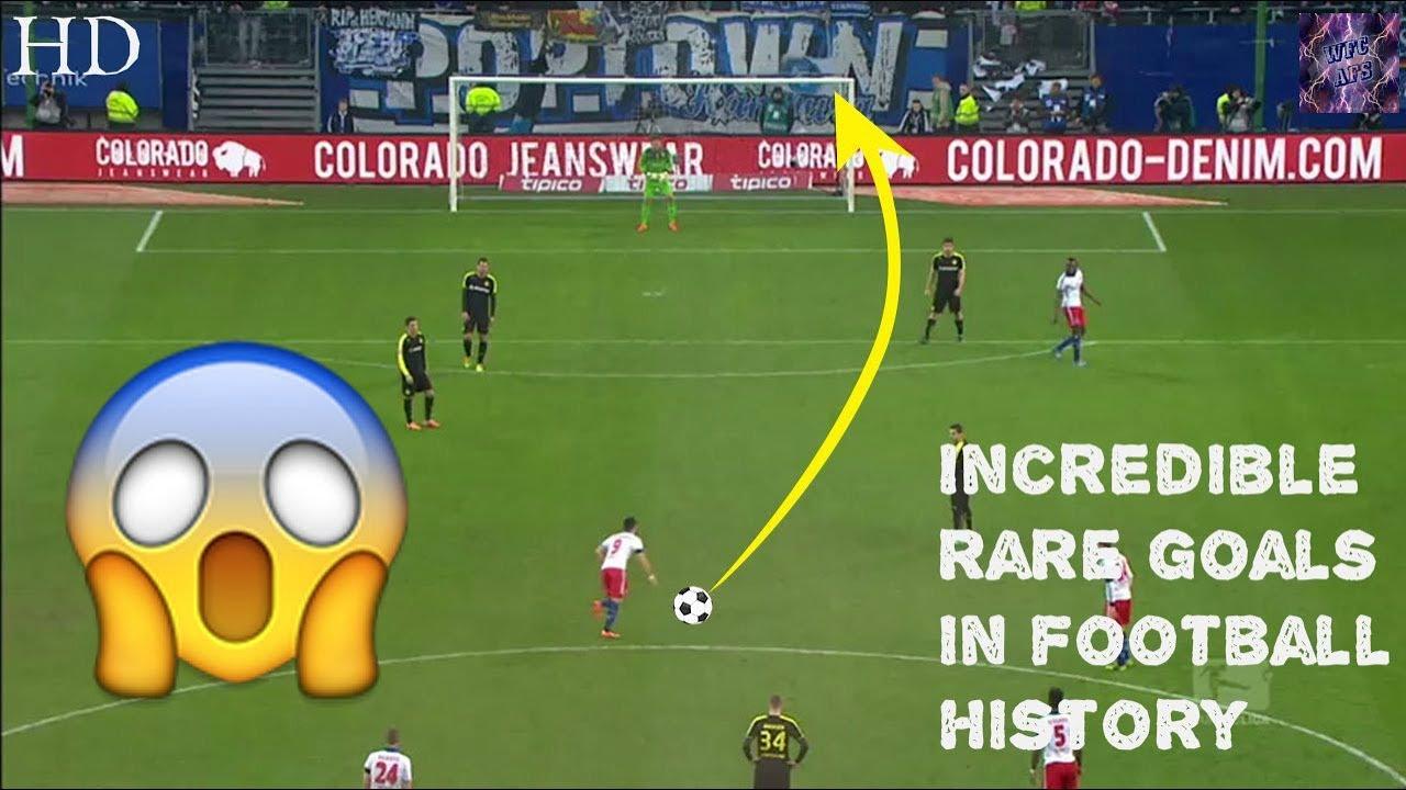 Football - Incredible Rare Goals - HD