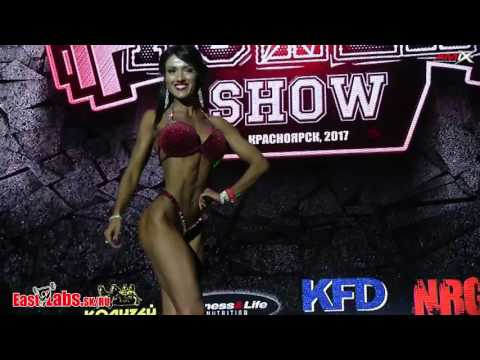 2017 Siberia Power Show BIKINI Overall PART 1