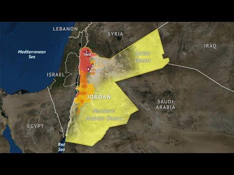 Jordan's Geographic Challenge