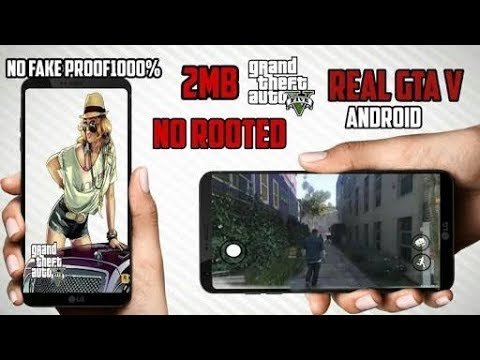 Finally!! [DOWNLOAD REAL GTA 5 In Android] 10000% Working/ In Just 1.27mb / ( With Proof)