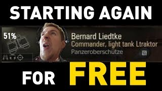 Starting Again in World of Tanks... FOR FREE