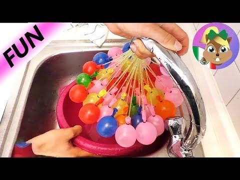 Jugando con globitos y follando en la cama gui00340 - 1 9