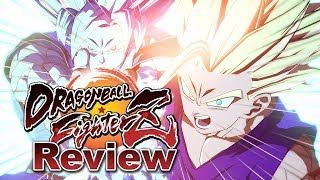 Dragon Ball Fighterz REVIEW | PS4, Xbox One, PC