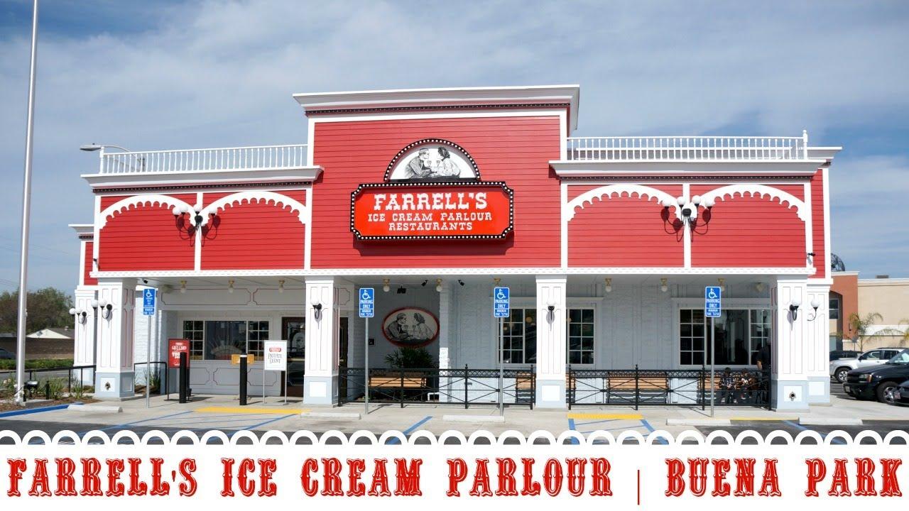 Farrell S Ice Cream Parlour In Buena Park Ca
