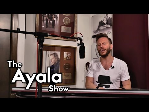 Noel Schajris & John Legend - Why Not Tonight - live on The Ayala Show