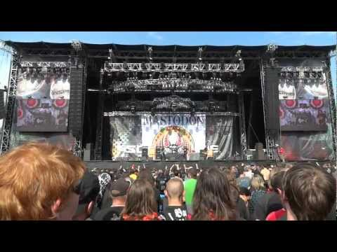 Mastodon @ Sonisphere 2011 @ Prague, 11/06/2011