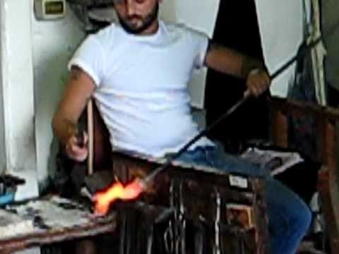 Fabrica de cristal de murano venecia youtube - Fabricas de cristal en espana ...