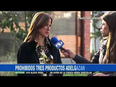 ¿Por qué prohibieron el uso de tres productos adelgazantes? 18 septiembre 2015