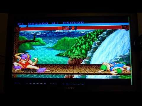 Strip Fighter II (1993) by Game Express PCE game