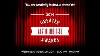 A glance back at the 2013 Greater Austin Business Awards: The place to see and be seen!