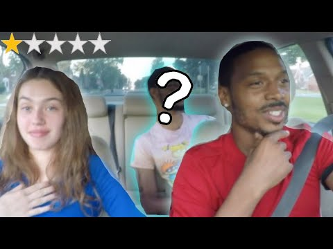 BEING UBER DRIVERS FOR A RAPPER!!!