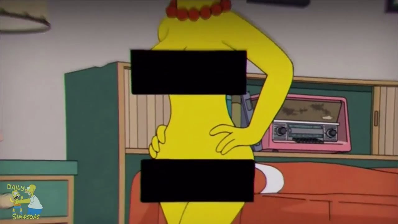 Stars Naked Pictures Of The Simpsons Pics