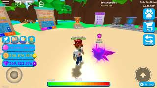 TRADING NY JELLY OVERLORD! | ROBLOX BUBBLE GUM SIMULATOR