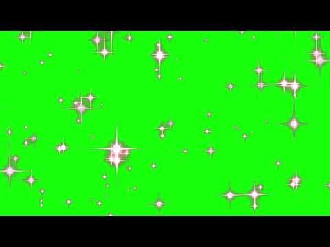 Green Screen Effect Star