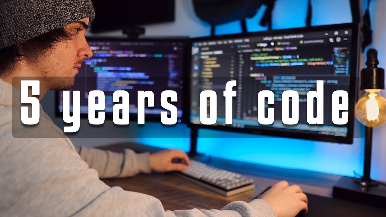 Download 5 Years of Coding - Everything I've Learned