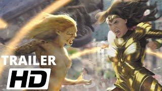 WONDER WOMAN 1984 Official Trailer #1 (NEW 2020) Wonder Woman 2 - Gal Gadot