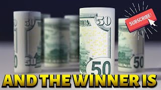 TODAY COULD BE THE DAY, who are the BIG winner's 2000 subscribers giveaway RESULTS