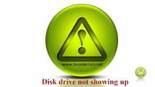External Hard Drive not Showing Up - AvoidErrors