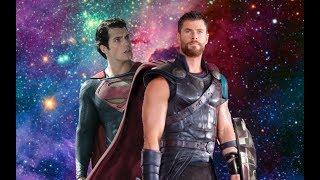 Batman V Superman- Thor: Ragnarok Style!