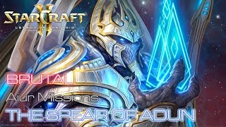 Starcraft II: Legacy of the Void - Brutal - Aiur Missions - Mission 3: The Spear of Adun