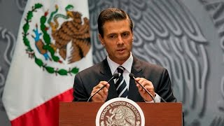 Mexican President Won