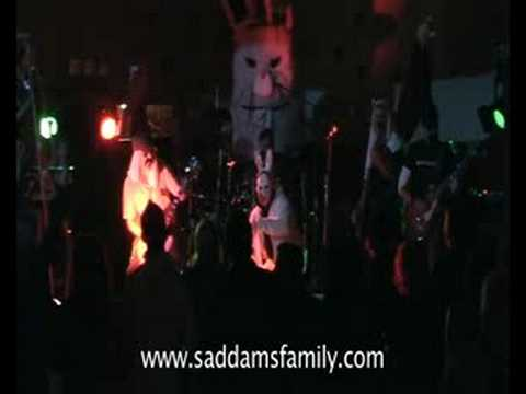 Saddams Family: Harulf Live at Hellbilly Rock 30.08.2008