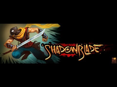"Shadow Blade iOS Review (iPhone/iPad)  ""What up Ninja?"""